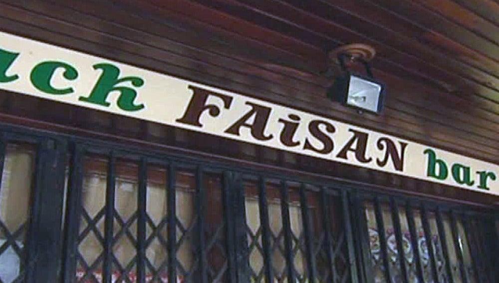 Bar Faisán