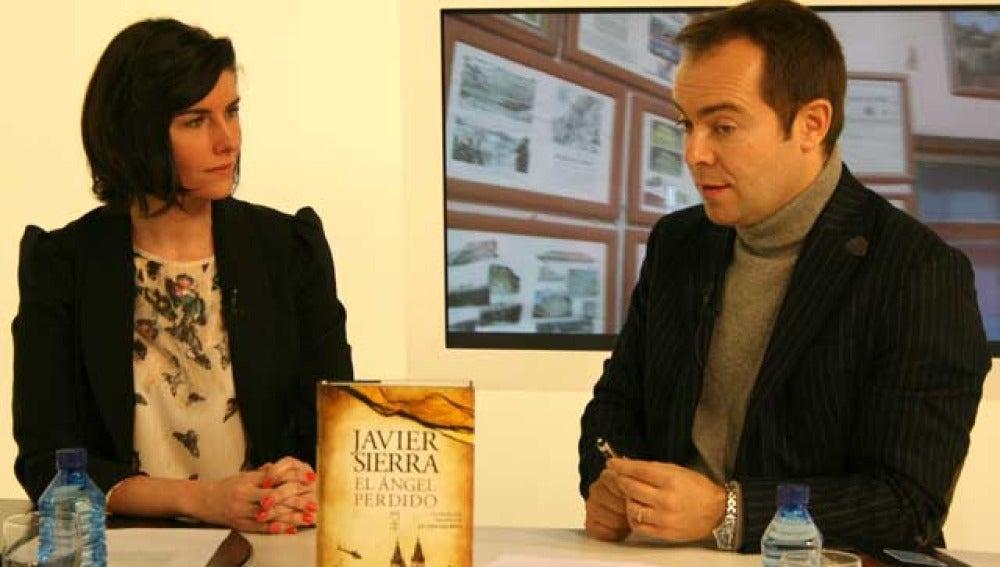 Javier Sierra, autor de 'El Ángel Perdido'
