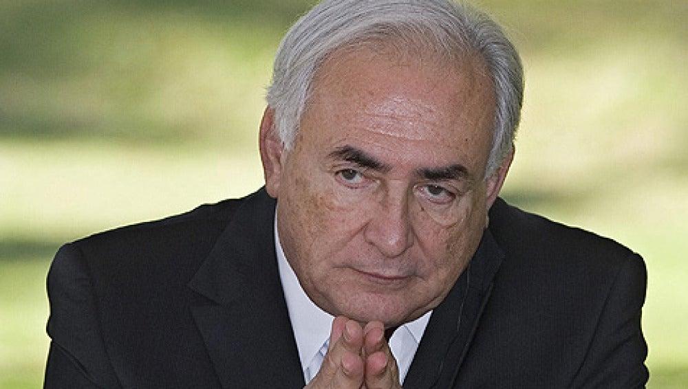 Strauss Kahn, director gerente del FMI