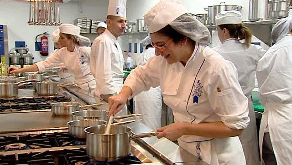 Escuela de cocina 'Le Cordon Bleu'