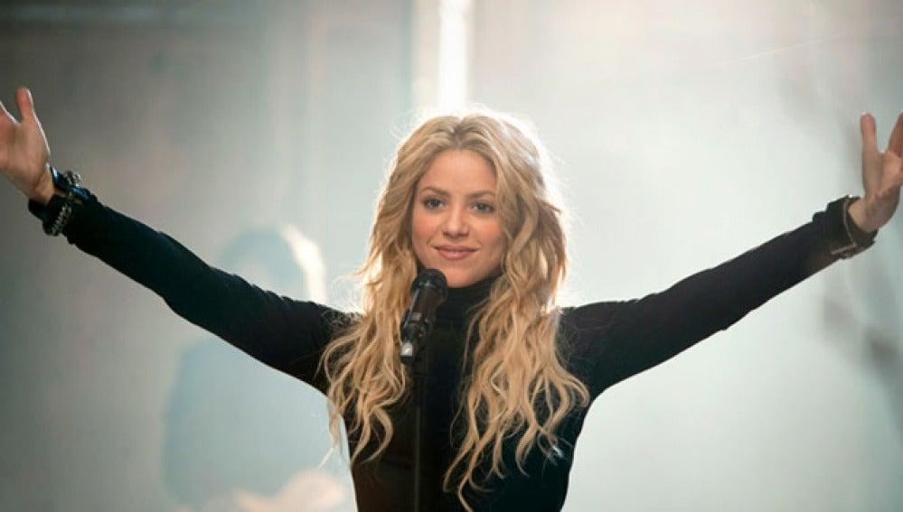 2e5070ee13 Shakira se calma cuando sale el sol | ANTENA 3 TV - NOTICIAS