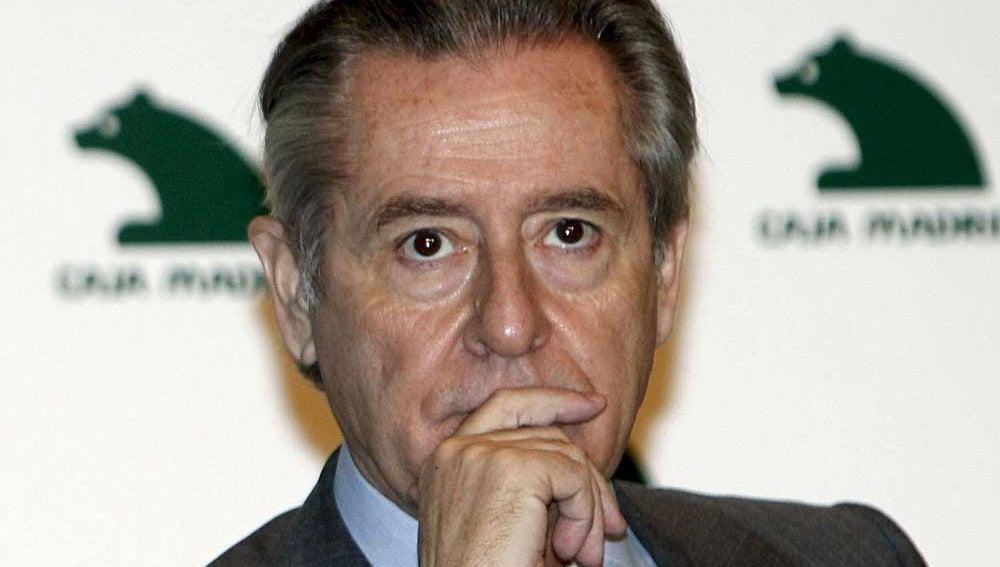 Miguel Blesa, ex presidente de Caja Madrid