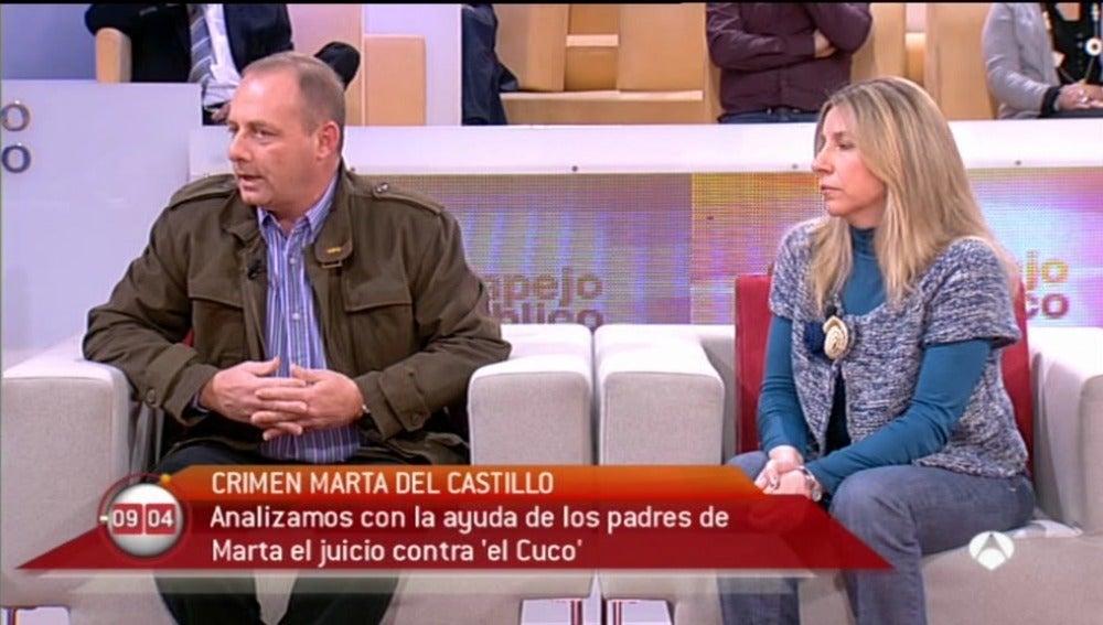 Padres de Marta del Castillo