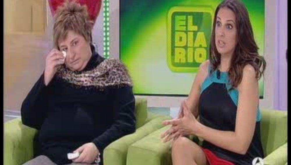 Nuria Fergó en El Diario - Parte 2