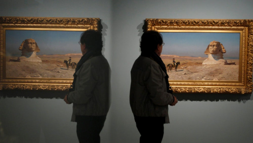 Exposición de Gerome en el Thyssen