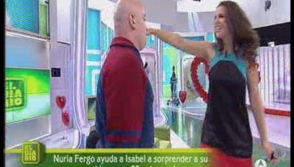 Nuria Fergó en El Diario - Parte 3