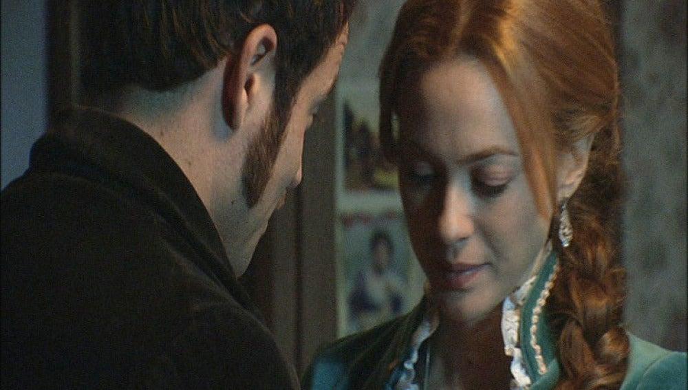 Sara rechaza la cita de Miguel