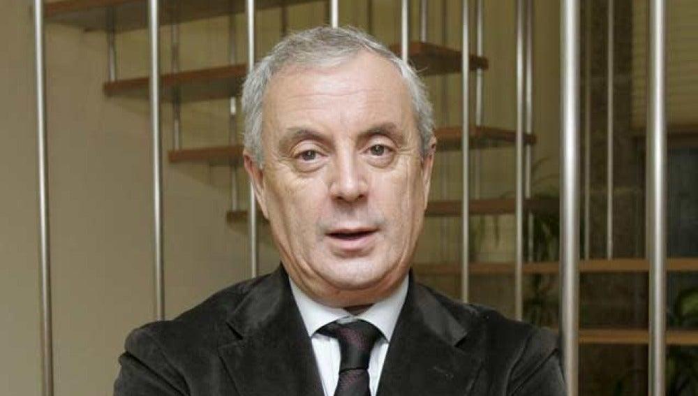 Pachi Vázquez, secretario general del PSOE en Galicia