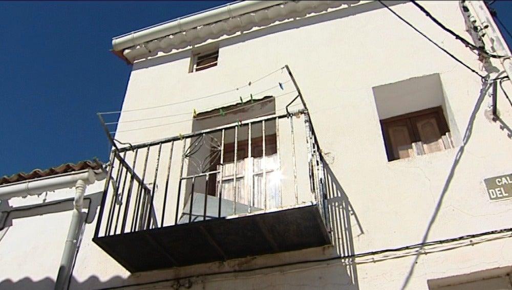 El escondite de Santiago del Valle