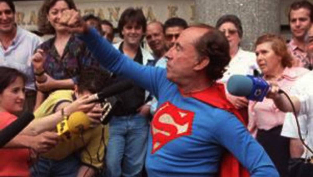Ruiz-Mateos, de Superman