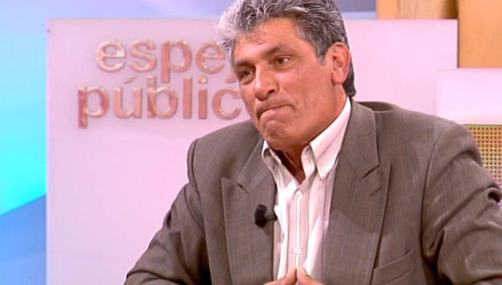 Juan Cortés en Espejo Público