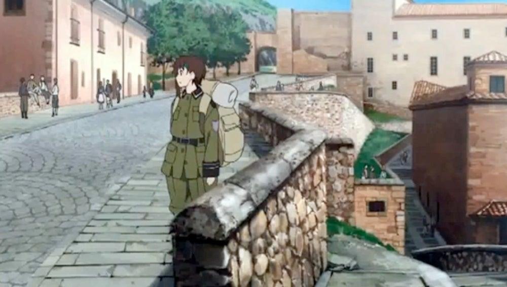 Dibujos animados inspirados en Cuenca