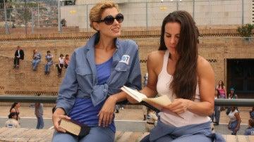 Cristina Urgel y Kate del Castillo