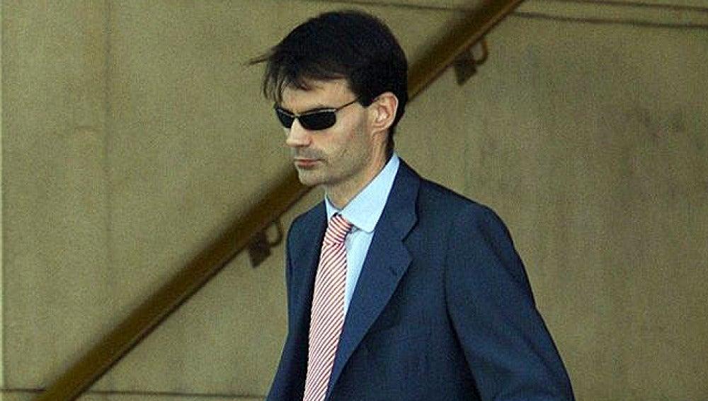 El juez de la Audiencia Nacional, Pablo Ruz