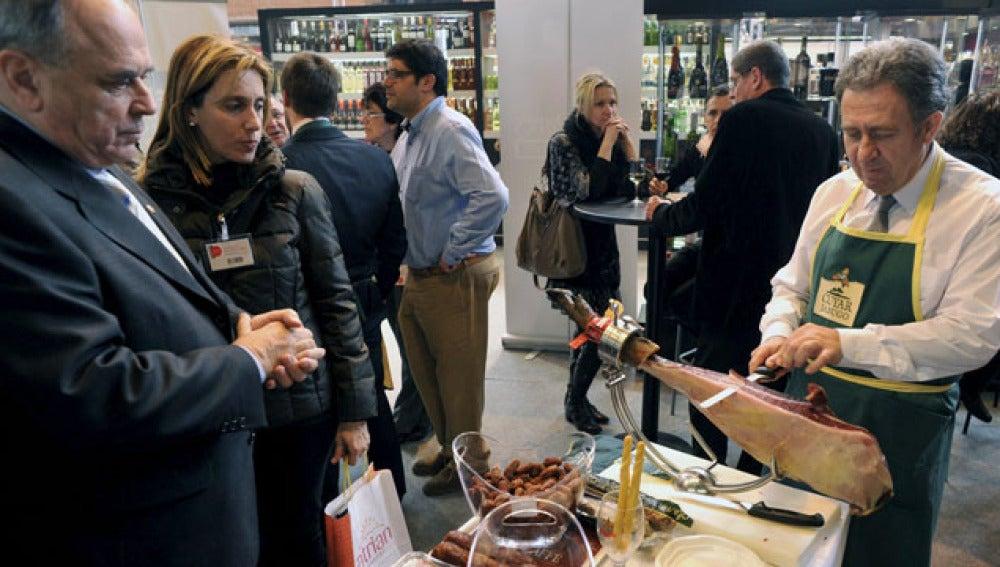 Forum gastronómico en Girona