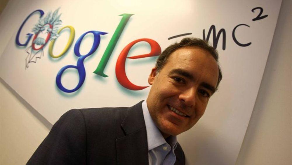 Javier Rodríguez Zapatero, director general de Google en España y Portugal.