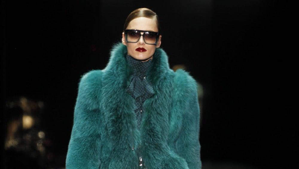 Desfile de Gucci en Milán