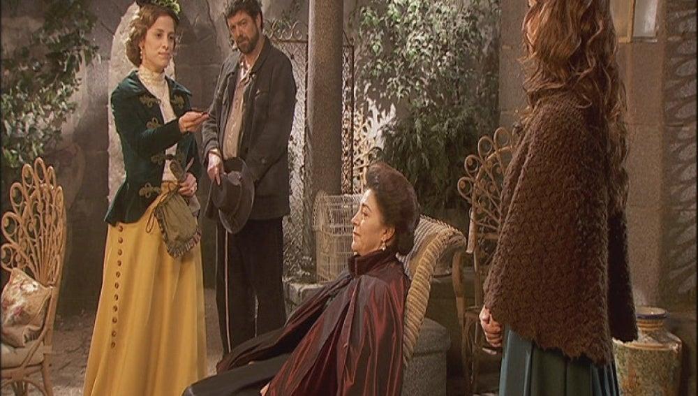 Francisca está eternamente agradecida a Pepa