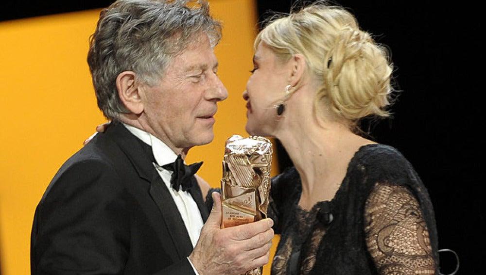 Polanski recoge un César