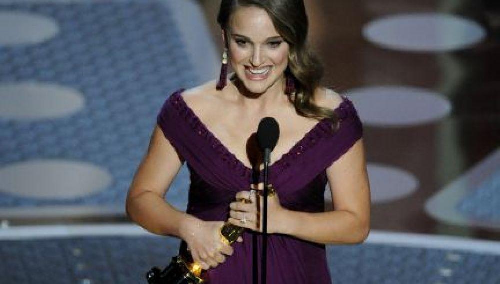 Natalie Portman, Oscar a la mejor actriz principal