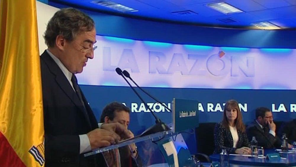 Rosell en el Foro del diario La Razón
