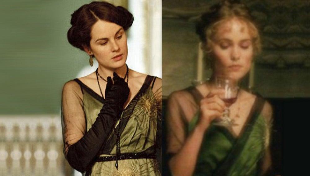 Los vestidos de Downton Abbey