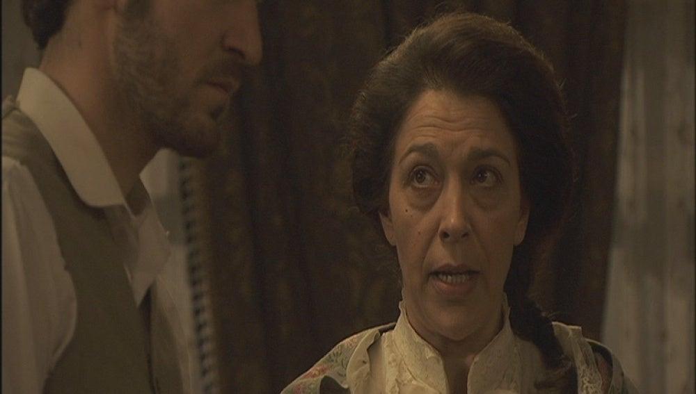 Francisca quiere ingresar a Angustias