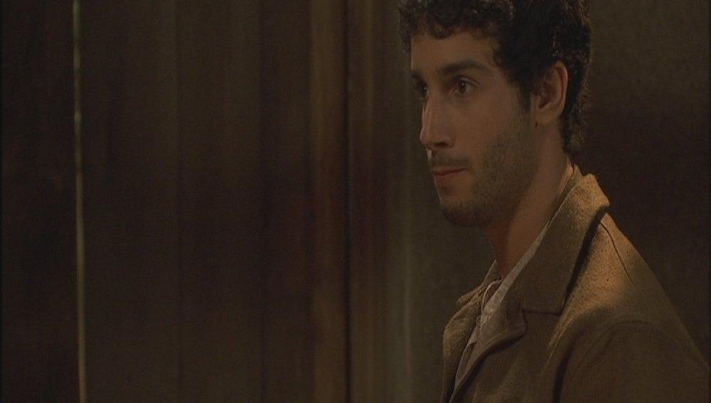 Juan se enfada con Soledad