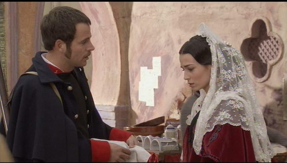 Miguel pone las cosas claras a Eugenia
