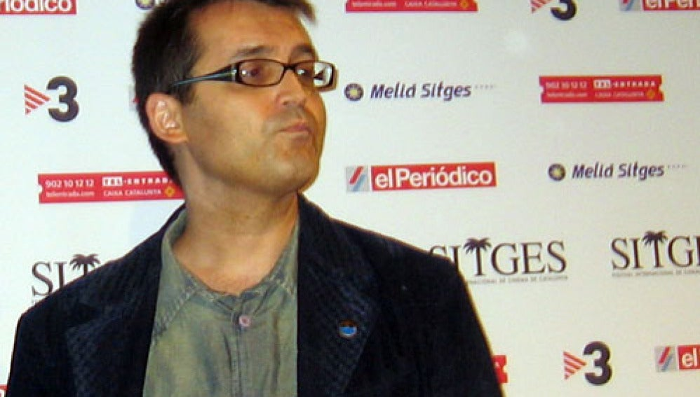 Ángel Sala director del Festival de Sitges