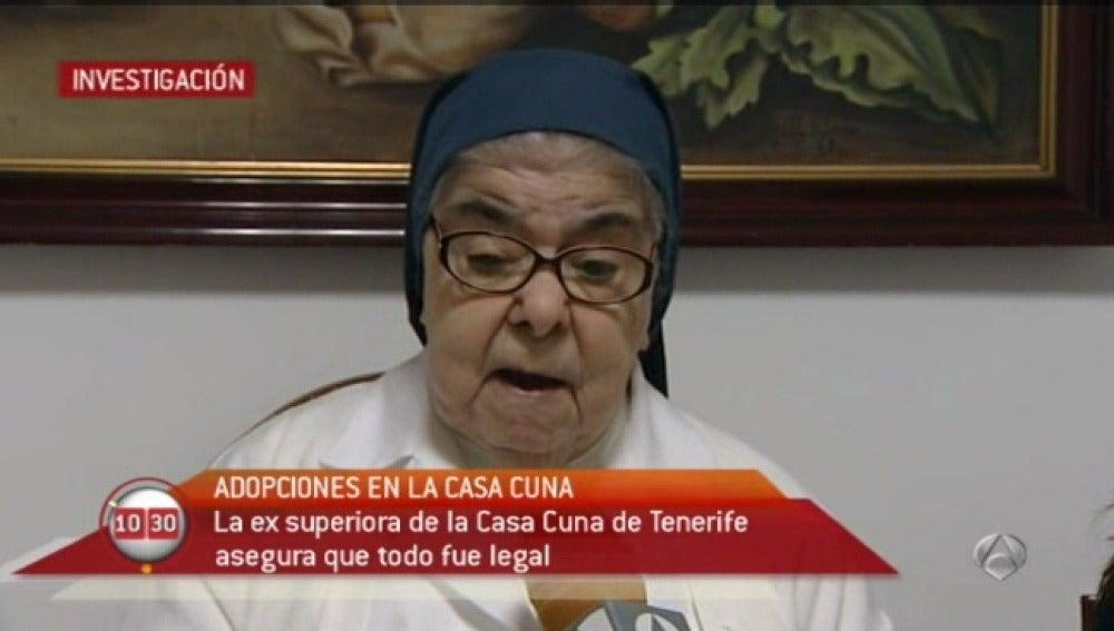 sor Juana Alonso