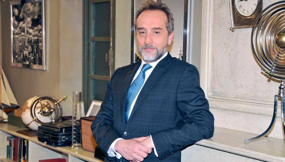 Gonzalo de Castro es Mateo Sancristobal