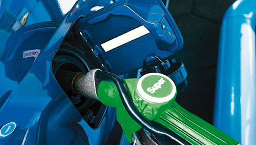 El abaratamiento de la gasolina ha influido en el IPC