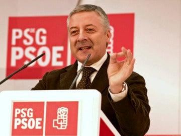 José Blanco en Lugo