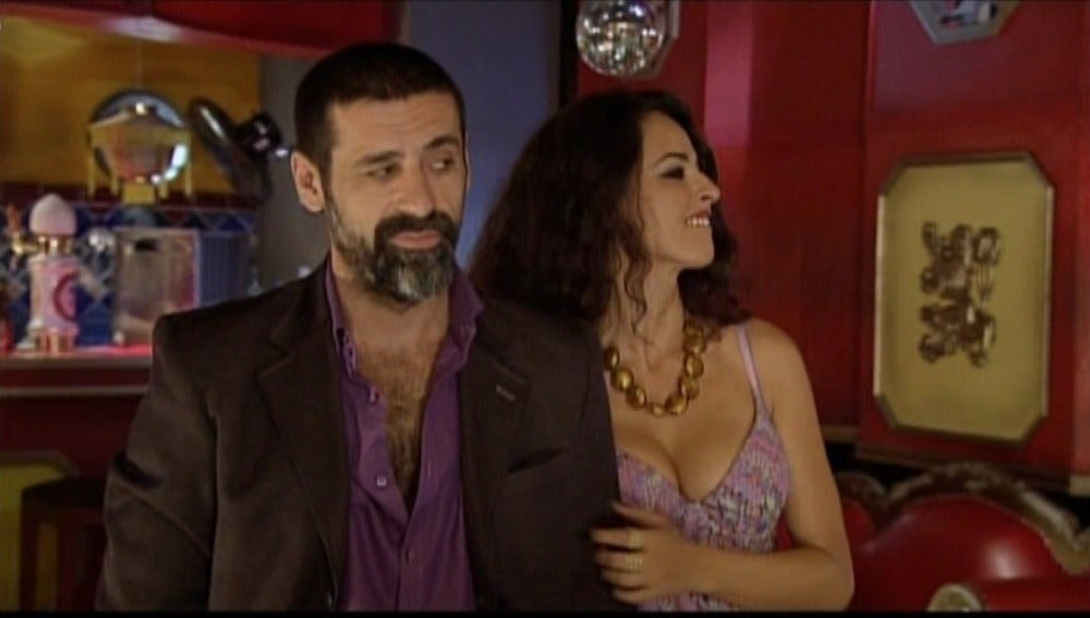 Dris Larbi y Fátima