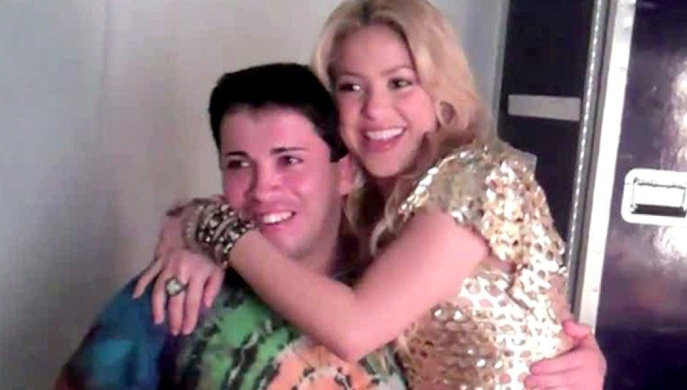 Shakira conoce a Shakiro