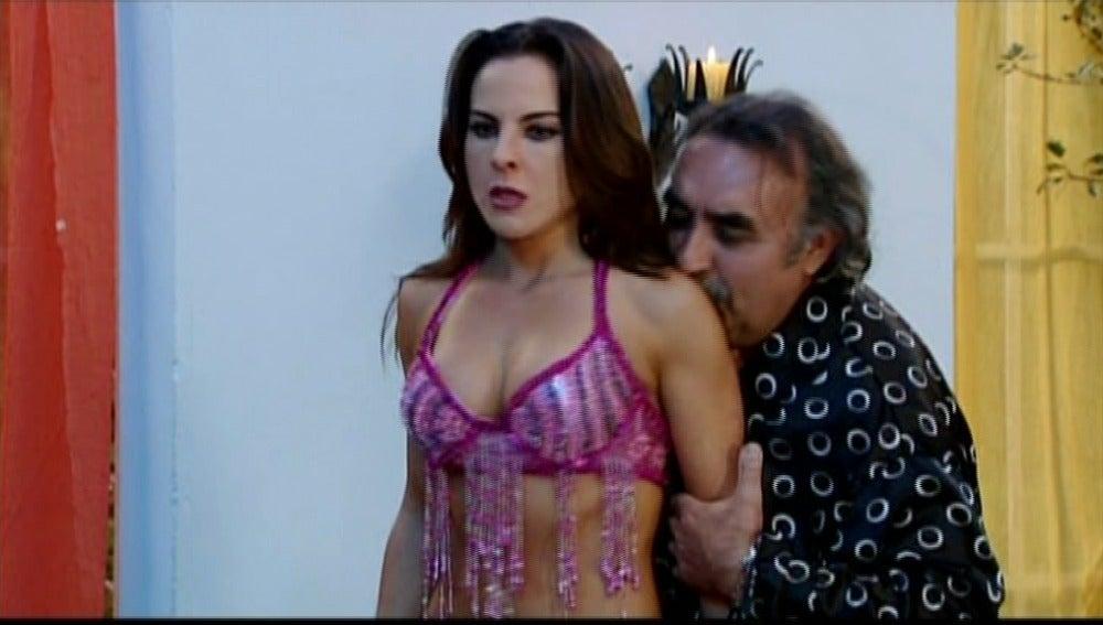 Teresa Mendoza y Marcelo Cáceres