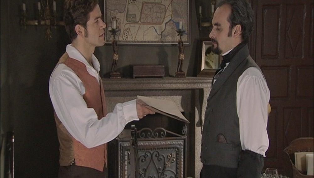 El acuerdo de Álvaro y Fermín