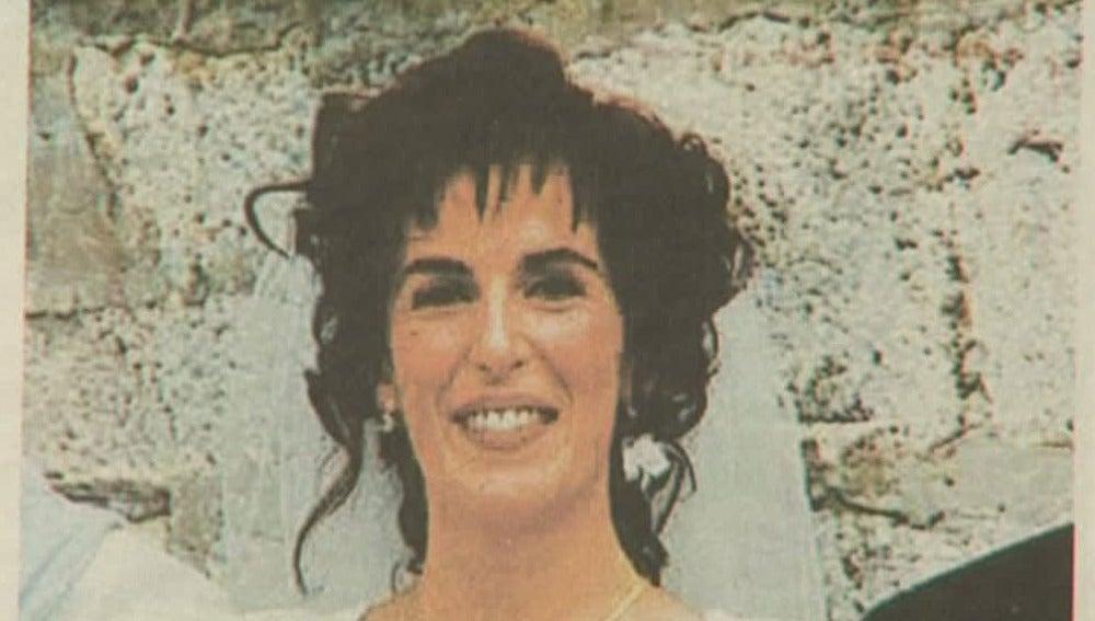 Amaia Azkue, víctima de una paliza