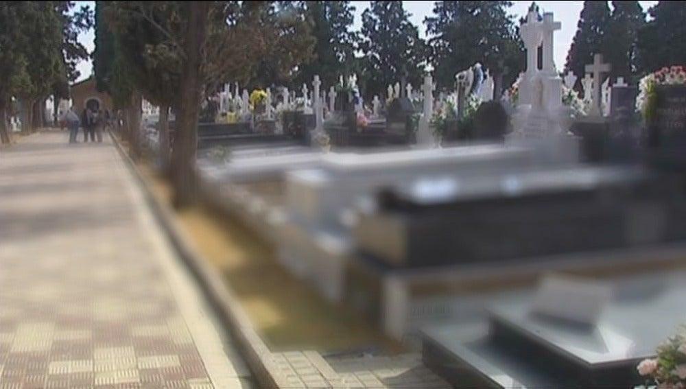 Venta de tumbas