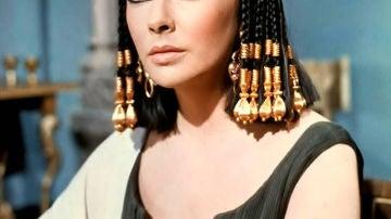 El papel de su vida, 'Cleopatra'