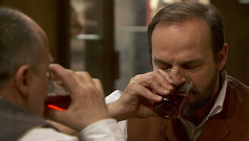 Raimundo vuelve a beber