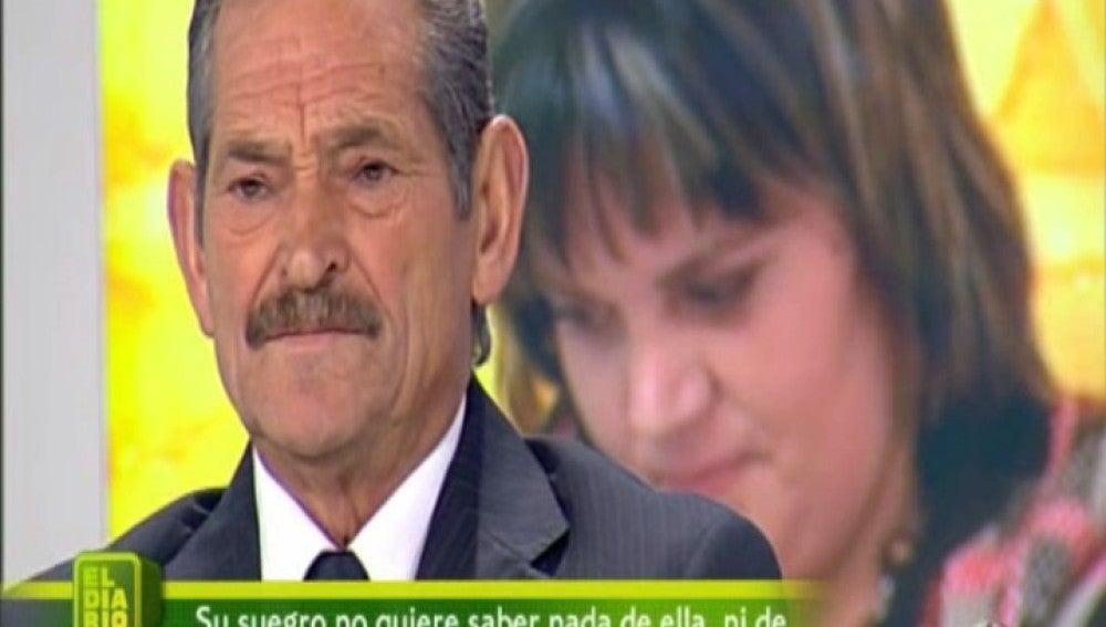 José Luis y María Jesús en El Diario