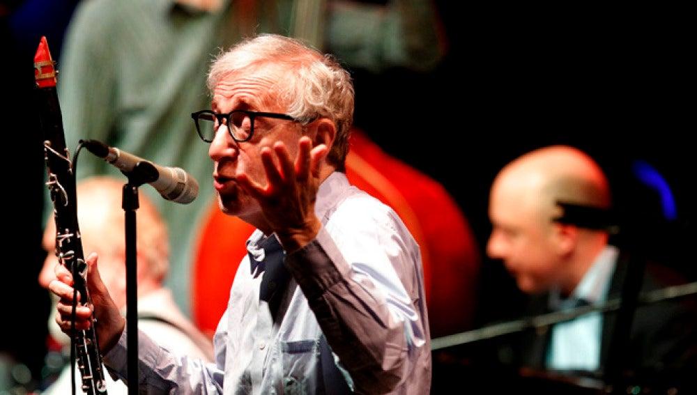 Woody Allen, en Avilés