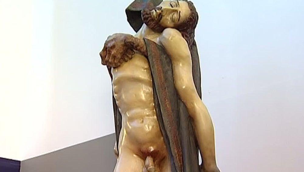 El Cristo de la polémica