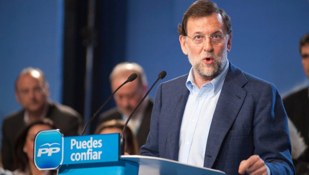 Rajoy, en Toledo