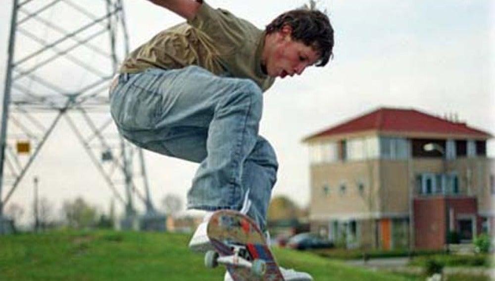 Skater en Valladolid