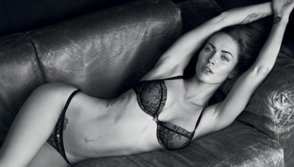 Megan Fox, para Armani