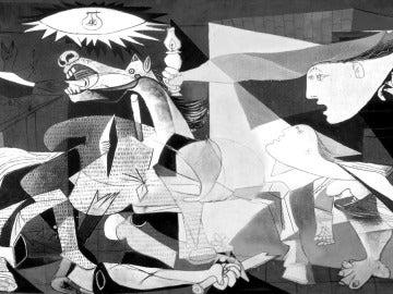 El Guernica, de Pablo Ruíz Picasso