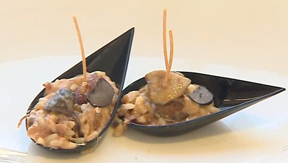 El mejor risotto se ha cocinado en Valencia